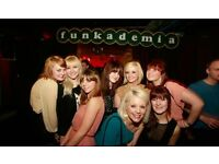 Promotion staff - Manchester Northern Quarter Nightclub - Saturday Nights