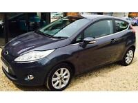 Ford Fiesta 1.25 82ps 2011 Zetec. GUARANTEED FINANCE payment between £28-£56 PW