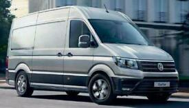 New VW Crafter Vans with £1000 of free options, 16-20 week factory orders..