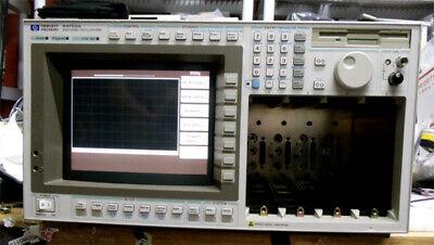 Hp - Agilent - Keysight 54750a Us37110116 Oscilloscope Mainframe