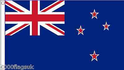 New Zealand 5'x3' Flag