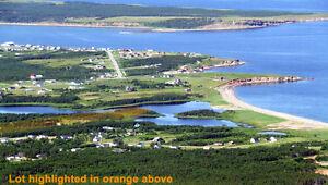 Unique Cape Breton Waterfront land for sale