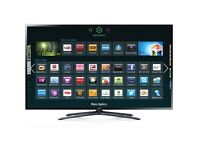 "Samsung 3D smart TV 40"" immaculate"