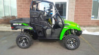 2015 artic cat brand new!! only 3km Sport Edition 700 $10999!!