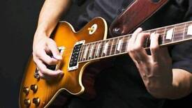 All ages personalised guitar lessons - £15/hour