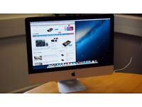 """Apple imac 21"""" core 2 duo 4gb ram 500gb hdd with os on it in store"""
