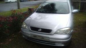 2002 TS Holden Astra Penrith Penrith Area Preview