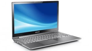 SAMSUNG NP700 series7 Core i7 3.1GHz 8GB 750GB+ 2 VIDEO CARDS  +McOffice Pro 2010