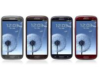 Samsung Galaxy S3 NEW IN BOX Available in White and Dark Blue