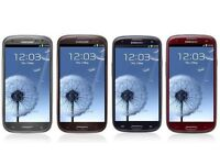 Samsung Galaxy S3 BRAND NEW IN BOX Available in Various Colours