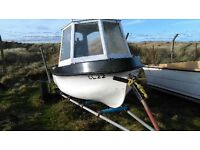 One week only . Reiver boat £500ono