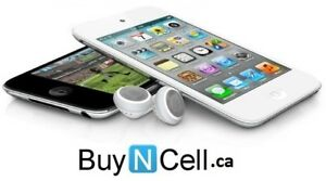 MINT ITOUCH 4 32GB WHITE 3 MONTHS WARRANTY $75