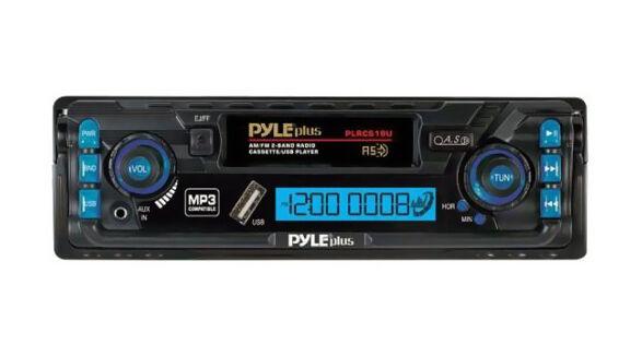 Pyle PLRCS19U Chassis Auto-Stop Cassette Receiver