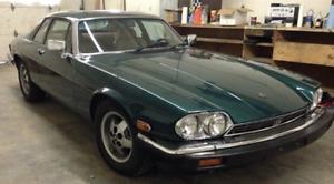 Jaguar XJS in Amazing Shape!  Ready for summer.