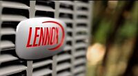 LENNOX AIR CONDITIONERS ON SALE.......10 YR WARRANTIES