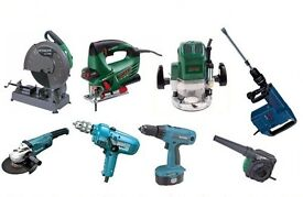 Electric Power Tool Service and Repairs