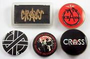 Crass Badge