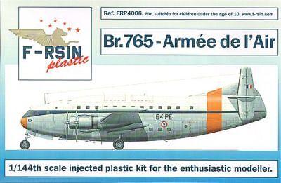 F-rsin 1/144 Breguet Br.765 Armee de l''Air FRP4006