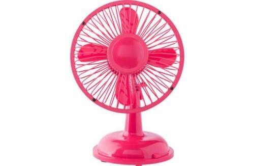 Desktop Fan Cooler Brand Pretty Pink Argos Usb Batteries And Oscillating Function