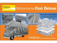 motorhome / caravan storage cover