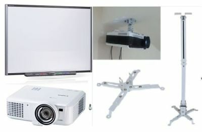 """SmartBoard SB660 64"""" diagonal Interactive WhiteBoard with Projector & Speakers"""