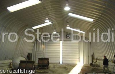 Durospan Steel 30x36x16 Metal Building Diy Grow House Shop Kit Factory Direct