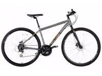Voodo Marasa 29er Mountain bike Hydraulic brakes