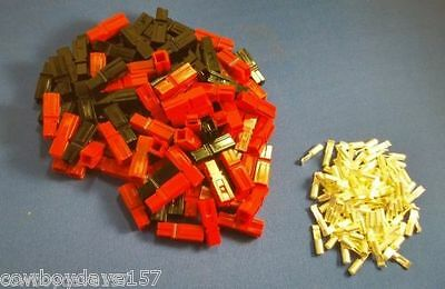 Anderson Powerpole 15 Amp Kit 50 Pairs Power Pole 1395 1395g1 Red Black Sermos