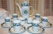 Alfred Meakin Coffee Set
