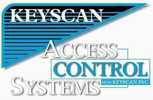 KeyScan 25 KHz 36-bit Clamshell Proximity Cards (50 ct.) - CS125-36
