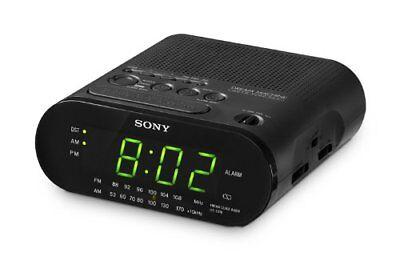 Sony ICF-C218 Dream Machine Clock Radio (Black)