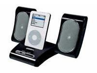 Dock and Speakers ZOO-1019 for early model iPod