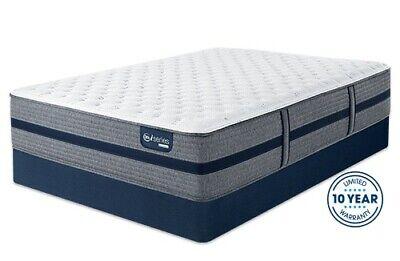 iseries serta 100 firm mattress queen prime Select Firm Queen Mattress