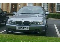BMW 318CI E46 2005 WELL MAINTAINED