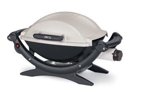 Weber Q100 Propane Gas Barbecue