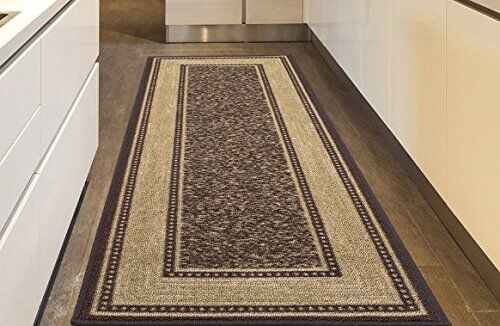 Runner Rug Non Skid Hallway Oriental Carpet Hall Area Rugs R