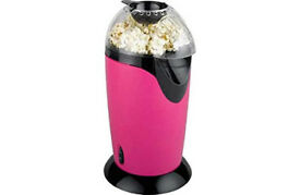 Pretty Pink Popcorn Maker PRE-OWNED
