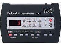ROLAND TD3 V drums