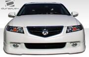 Acura TSX Lip Kit