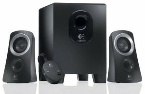 Logitech Z313 2.1 speakers with subwoofer