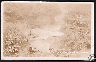 Pumpsaint nr. Llansawel & Llandovery. Ogofau Gold Mines
