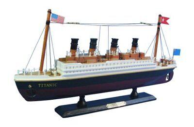 14  Rms Titanic Radio Controlled Rc Passenger Ocean Liner Cruise Ship Boat Model