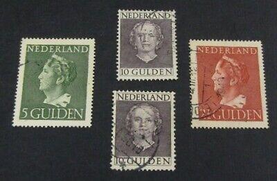 nystamps Netherlands Stamp # 279//322 Used $52   L23y684