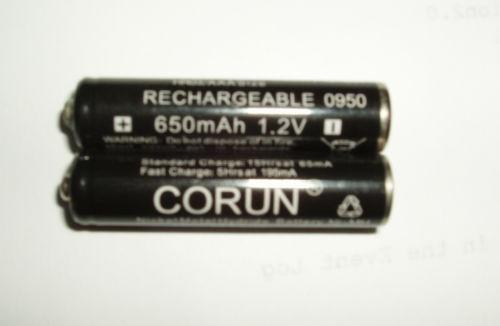 Rechargeable batteries triple aaa quote