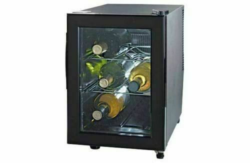 TABLE TOP MINI FRIDGE WINE COOLER CHILLER 18 LITRE RRP £74.99