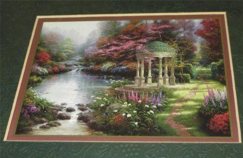 Thomas Kinkade Accent Print Ebay