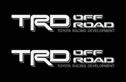Trd Off Road Decal Ebay