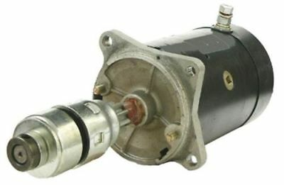 Starter - Style With Drive - 6 Volt 3110 Ford 2120 4140 2000 Naa 4130 4000