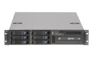HP ProLiant DL360 G7 serveur 1x 2.13GHz