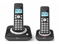 NEW! BT 3530 Cordless Telephone with Answer Machine - Twin